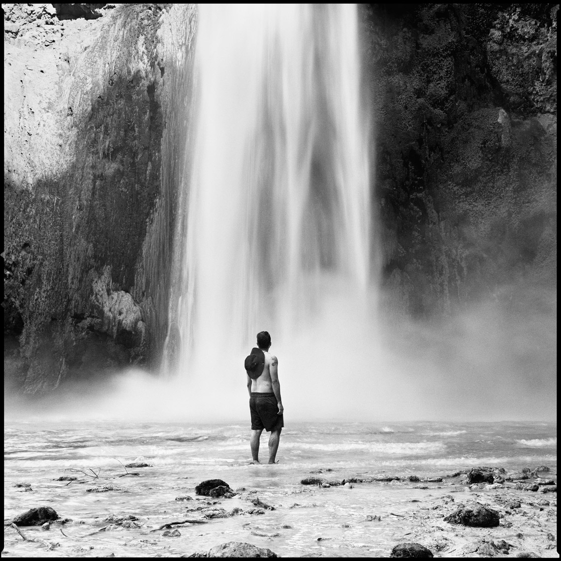 Mooney Falls - Havasupai, Arizona - Stephen Denton Photography - Phoenix AZ Commercial Photographer